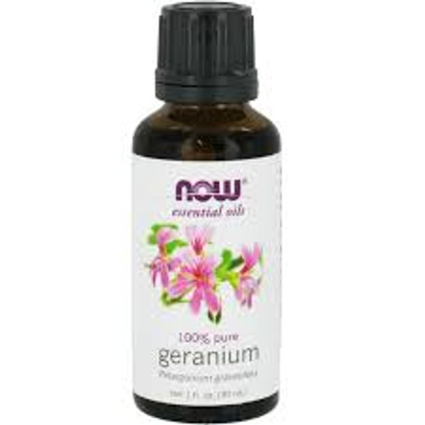 Now Pure Geranium 30mL