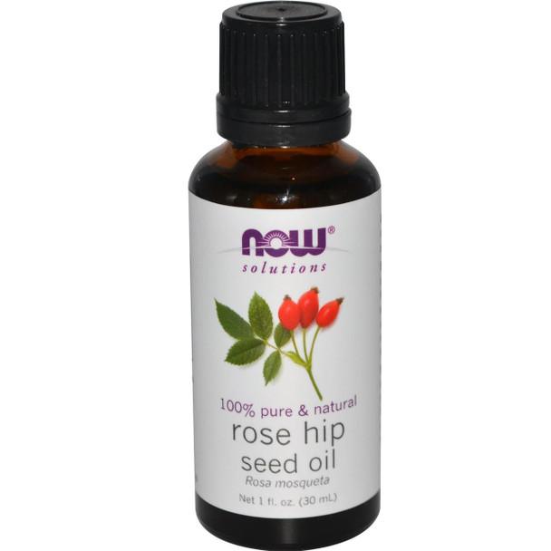 Now Rose Hip Essential Oils, 1 fl. oz. 30 ml