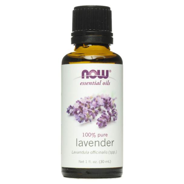 Now Pure Lavender Essential Oils, 1 fl. oz. 30 ml
