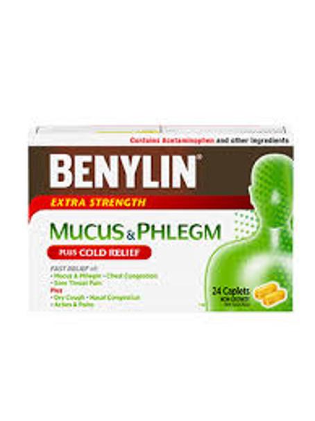 BENYLIN MUCOUS&PHLEM