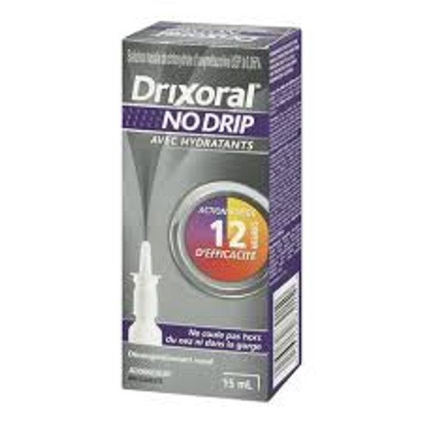 DRIXORAL NO DRIP MOISTURE 15ML 15