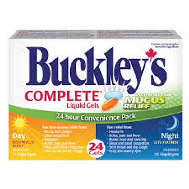 BUCKLEY CMPLT+MUC LI