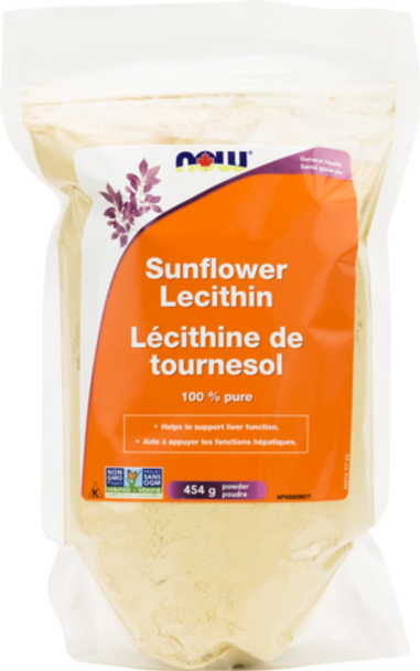 PWD SUNFLOWER LECITH