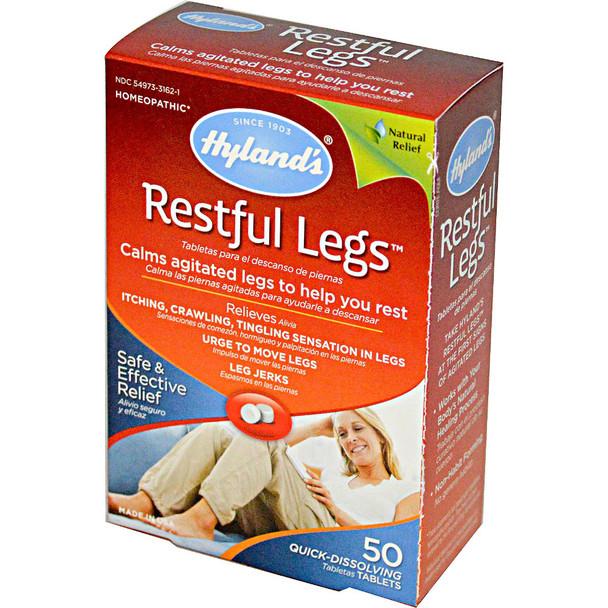 Hyland's Restful Legs, 50 Tablets