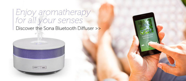 Oriwest SONA Ultrasonic Diffuser BLUETOOTH
