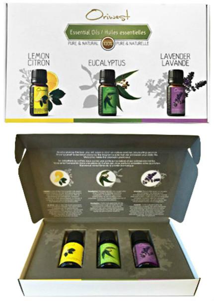 Oriwest GIFT BOX Essential Oils