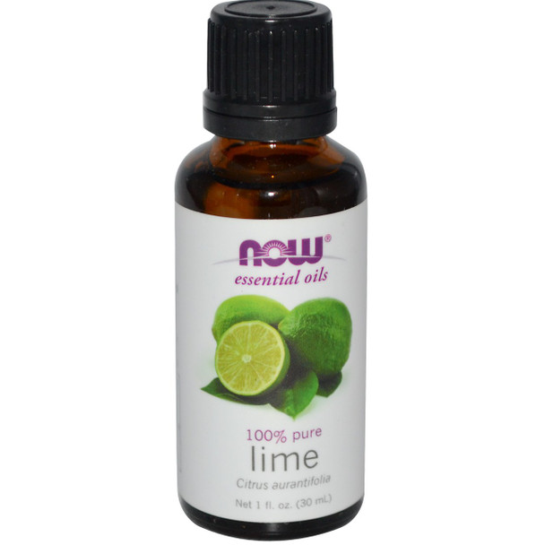 Now Lime Essential Oils, 1 fl. oz. 30 ml