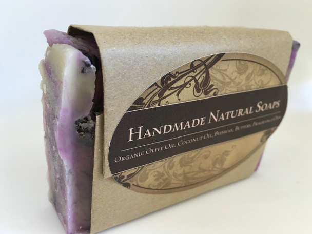 """Handmade Natural Soap """" Mango"""", 132G"""