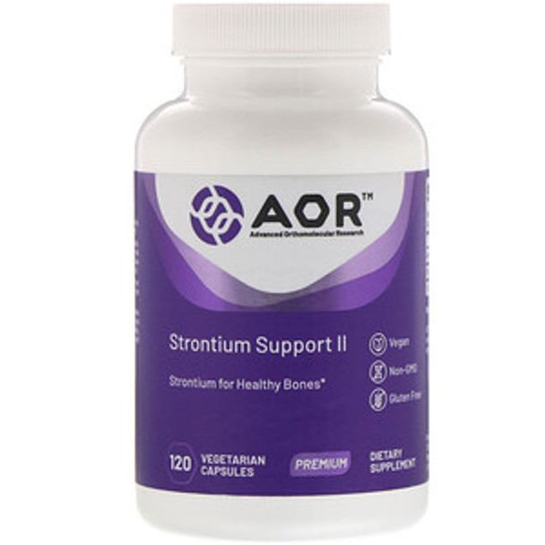AOR Strontium Support II 120 caps