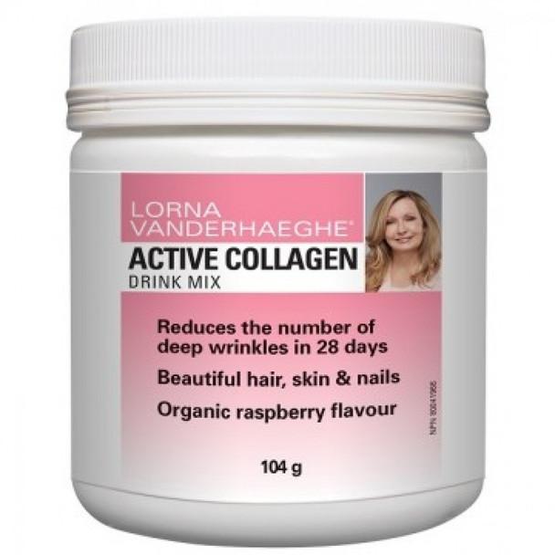 Lorna Vanderhaeghe, Active Collagen Drink Mix