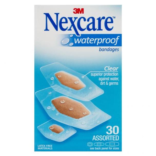 nexcare waterproof 30