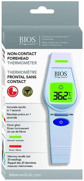 bios medical thermometer