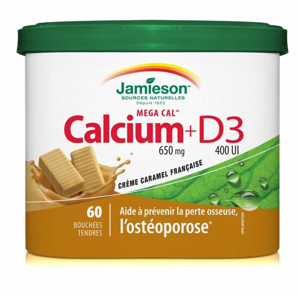 calcium soft chews