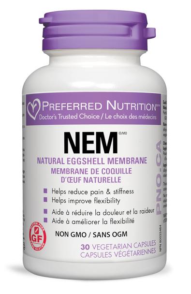 Preferred Nutrition NEM, 30 Capsules