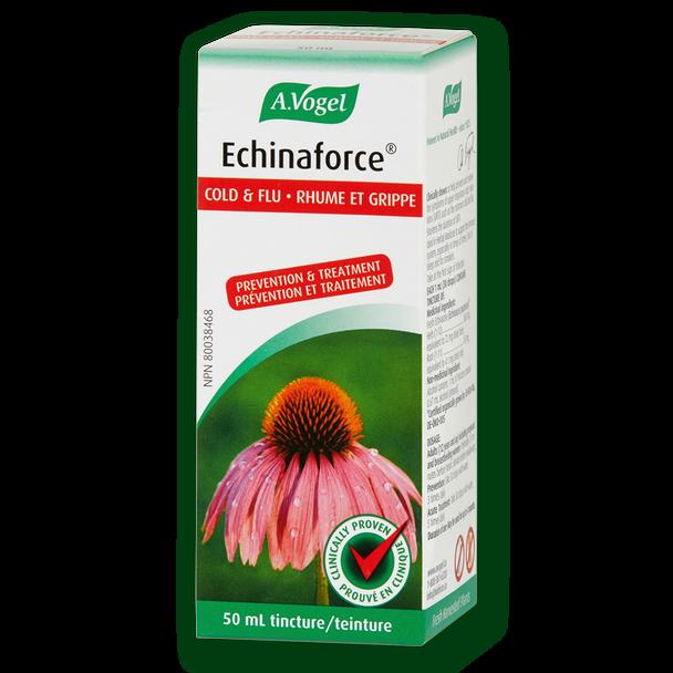 A. Vogel Echinaforce Cold & Flu, 50 ml