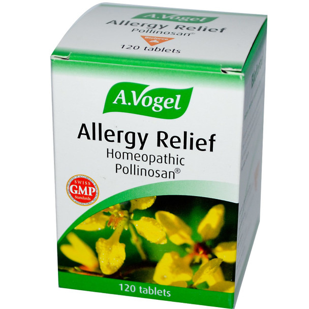 A. Vogel Allergy Relief, 120 Tablets
