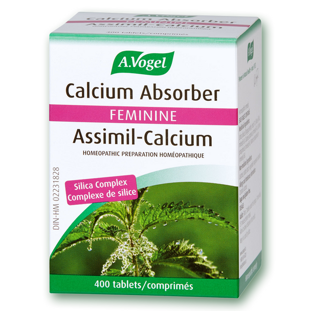 A. Vogel Calcium Absorber, 400 Tablets