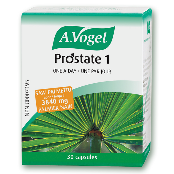 A. Vogel Prostate, 30 Capsules