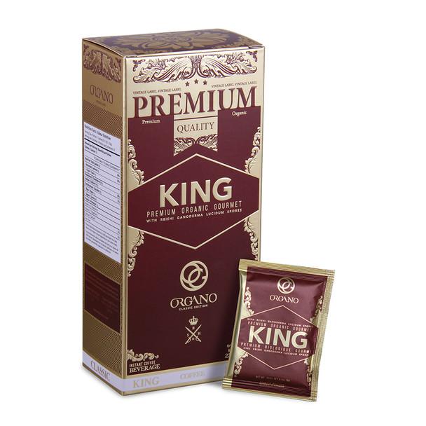 Organo Gold King of Coffee (25 sachets)