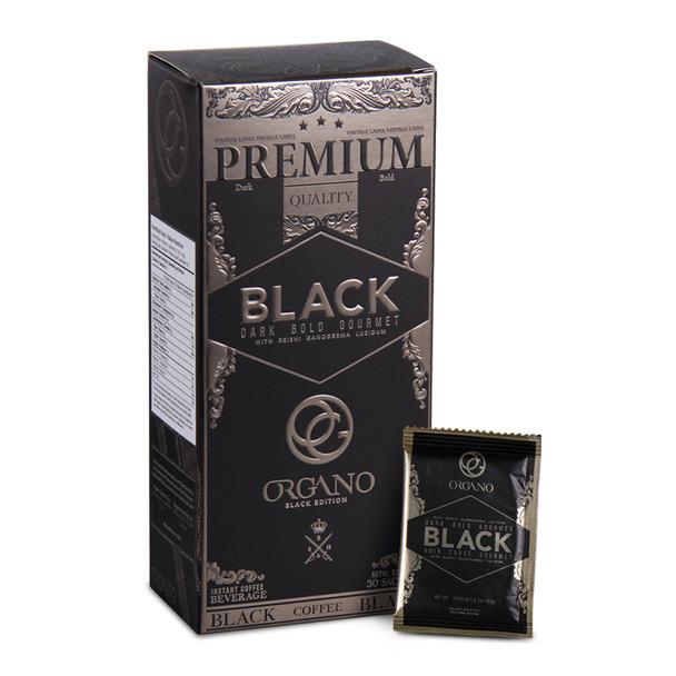 Organo Gold Gourmet Black (30 sachets)