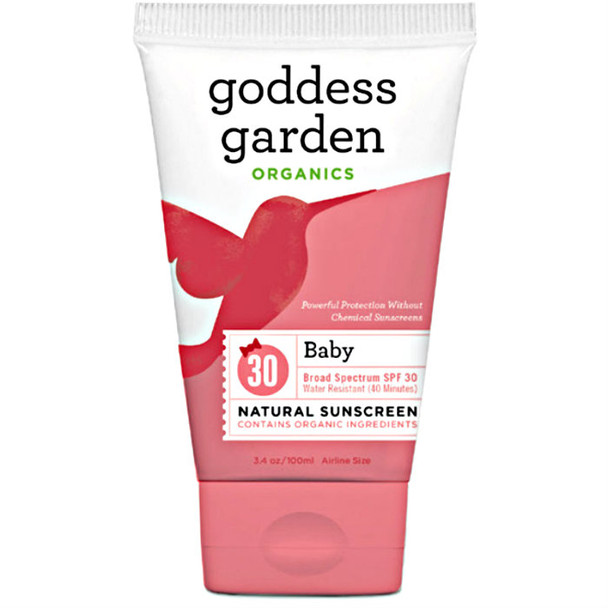 Goddess Garden Organics Baby 30SPF 96g