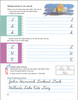 D'Nealian Handwriting Grade 4 Student Workbook 2008