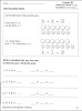 On Core Mathematics - Houghton Mifflin Harcourt - Grade 2 sample page