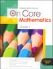 On Core Math - Houghton Mifflin Harcourt - Grade 1 Student Worktext