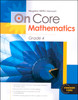 On Core Math - Houghton Mifflin Harcourt - Grade 4 Student Worktext