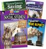 180 Days of Social Studies Grade 5 Bundle: 4 Book Set
