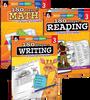 180 Days of Reading, Writing, and Math Grade 3 Bundle: 4 Book Set