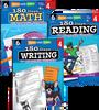 180 Days of Reading, Writing, and Math Grade 4 Bundle: 4 Book Set
