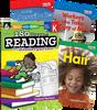 180 Days of Reading Grade K Bundle: 4 Book Set