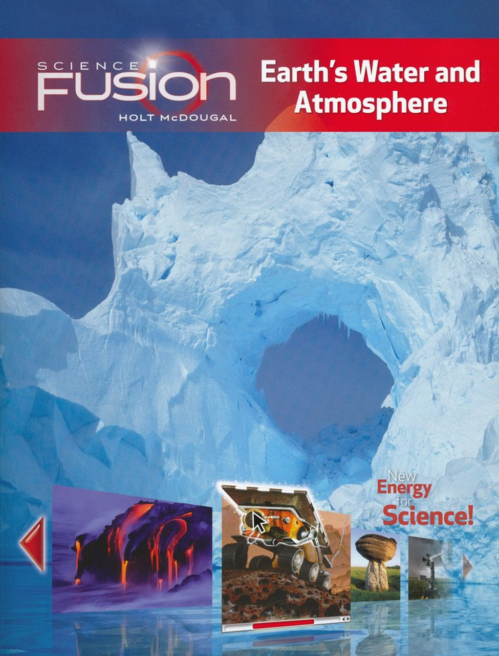Science Fusion Grade 6-8 Module F: Earth's Water and Atmosphere Package