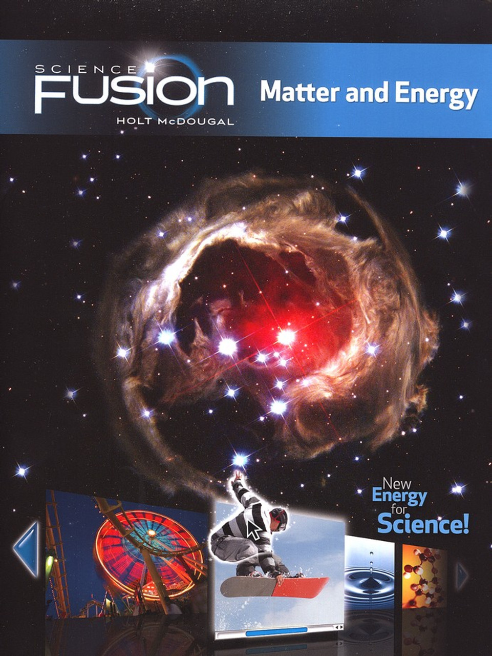 Science Fusion Grade 6-8 Module H: Matter and Energy Package