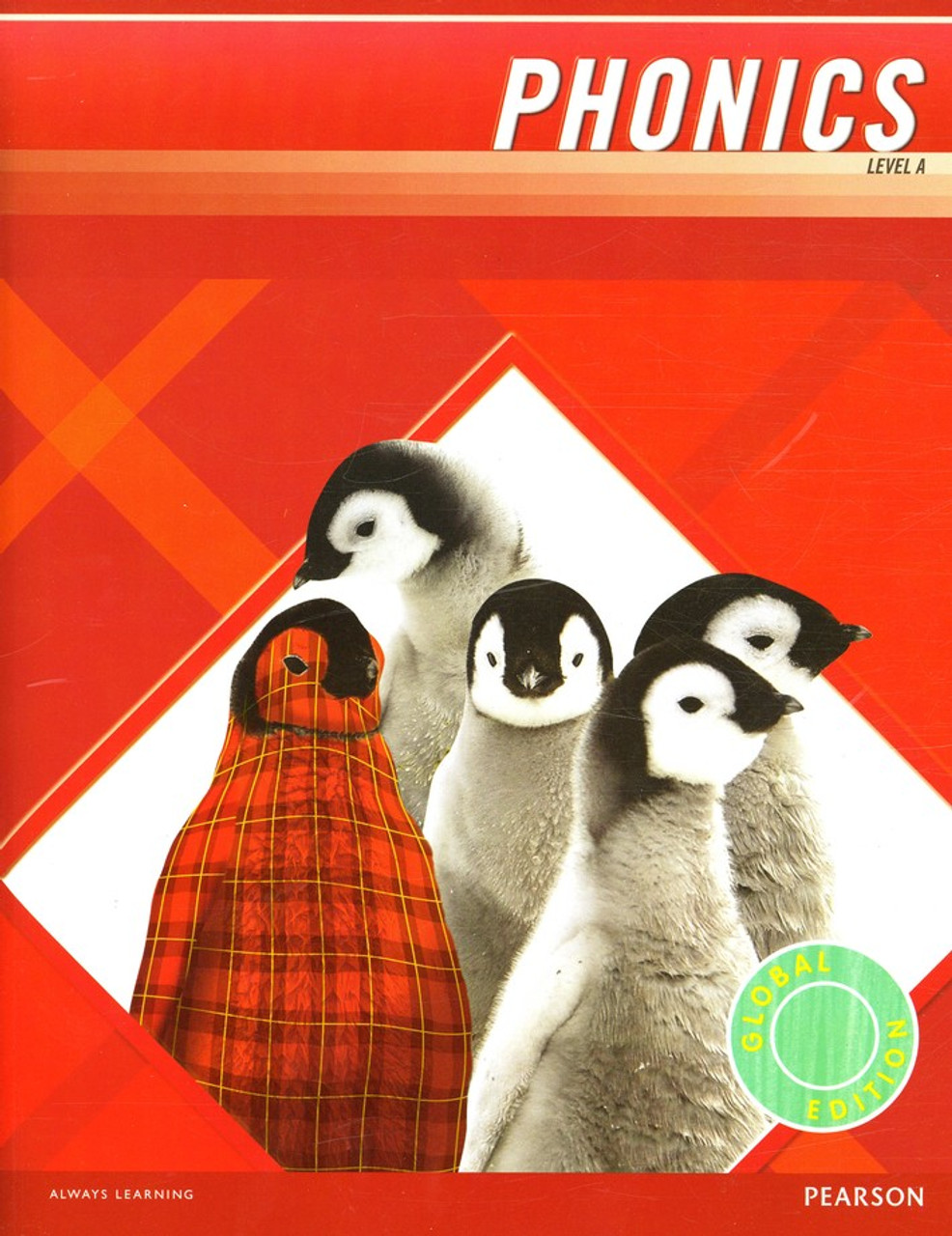 MCP Plaid Phonics Level A Student Book Grade 1