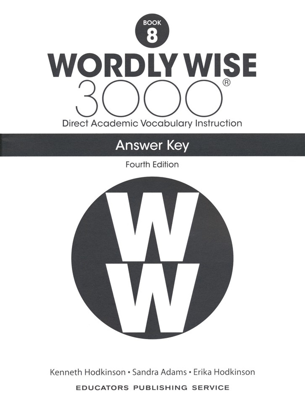 Ww 3000 Book 8 Lesson 13 Answers