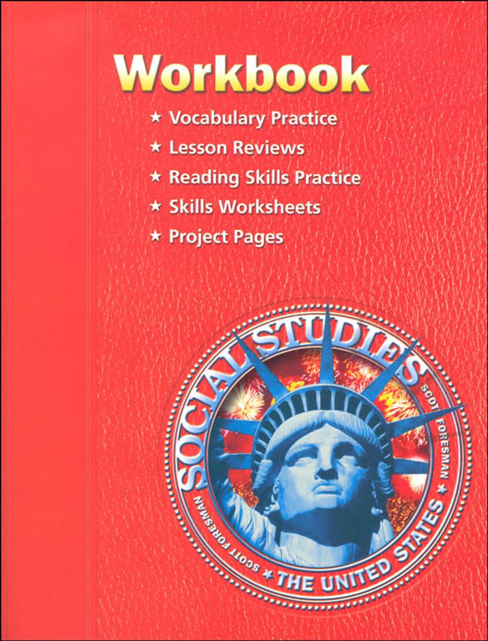 Scott Foresman Social Stu S Grade 5 Student Workbook The United States