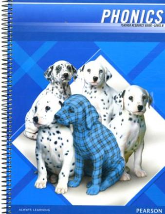 MCP Plaid Phonics Teacher Guide Book Level B 9781428431003