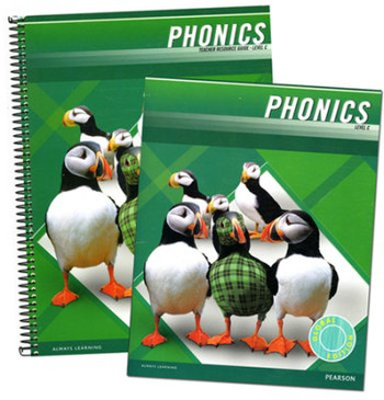 MCP Plaid Phonics Level C Bundle Grade 3