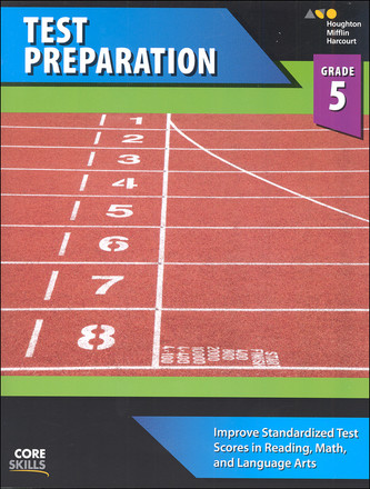 Core Skills: Test Preparation Grade 5