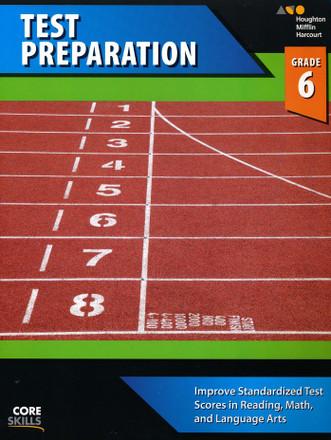 Core Skills: Test Preparation Grade 6