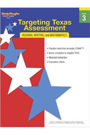Targeting Texas Assessment: Reading Writing, and Mathematics Grade 3