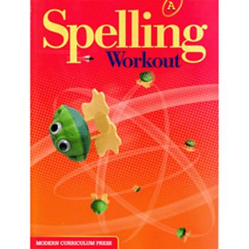 Spelling Workout Level A Student Wkbk Grade 1 9780765224804
