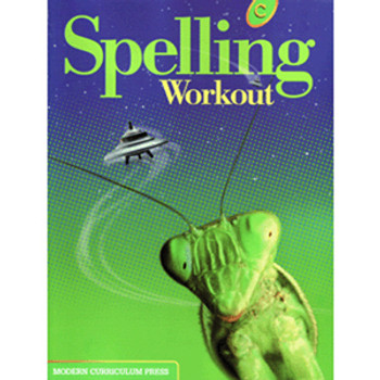 Spelling Workout Level C Student Wkbk Grade 3 9780765224828