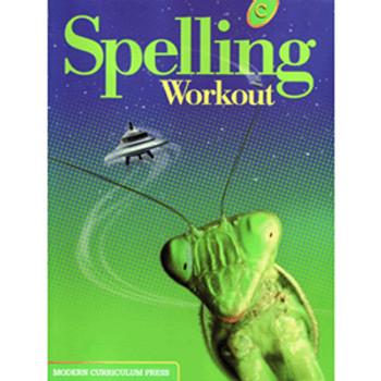 Spelling Workout Level C Student Wkbk Grade 3 9780765224828