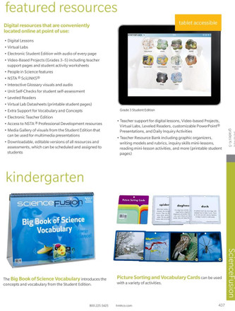 Science Fusion Grade 5 Equipment Kit