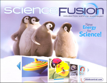Science Fusion Grade K Student Edition Interactive Worktext