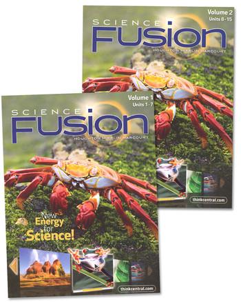 Science Fusion Grade 5 Teacher Edition