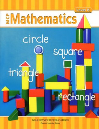 MCP Mathematics Level K Student Kindergarten 9780765260543